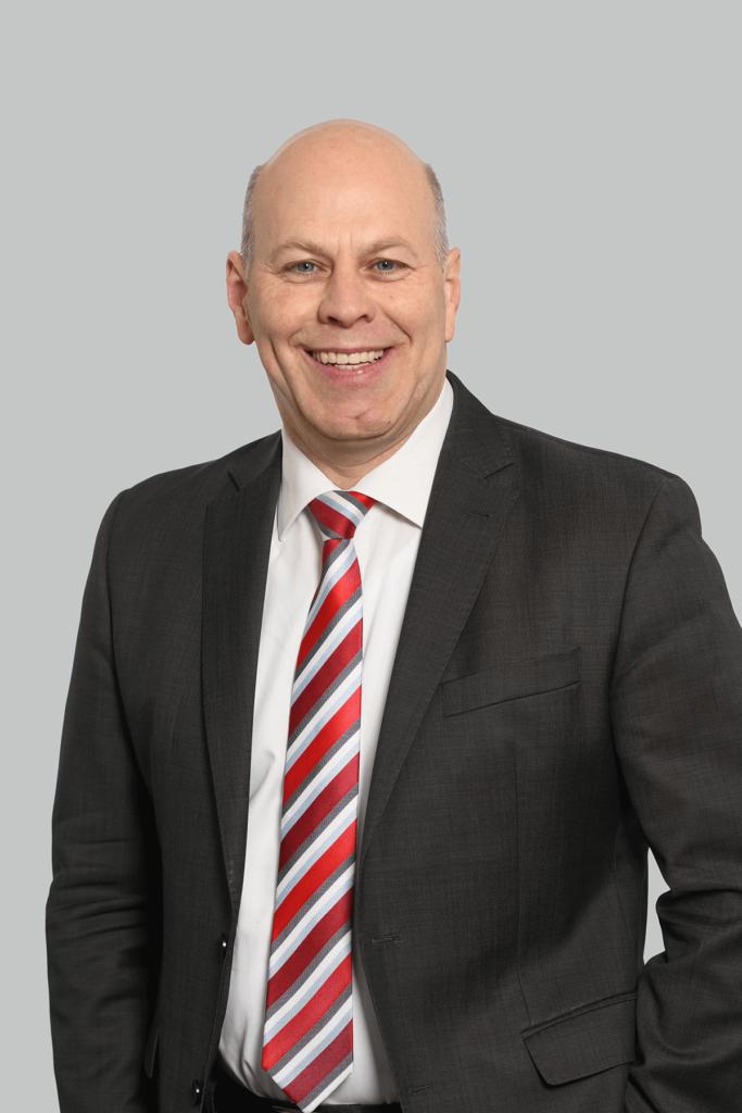 Portrait des Fachanwalts für Familienrecht und Erbrecht Dietmar Streif.