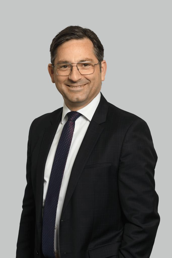Portrait des Fachanwalts für Familienrecht und Erbrecht Joachim Zink.